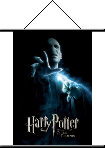 Harry Potter Order of Phoenix Wall Scroll Lord Voldemort