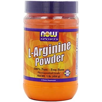 Amazon.com: BulkSupplements Pure L-Arginine Base Powder ...
