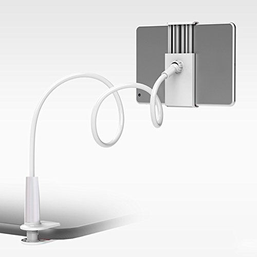 Jacksayso Universal 360 Degree Flexible Table Stand Mount Holder for iPhone iPad Tablets by Jacksayso (Image #2)