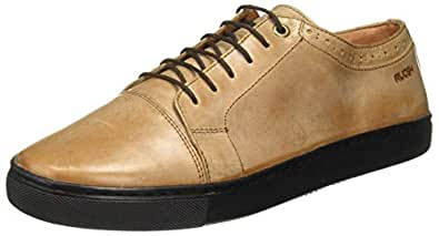 Ruosh Casual Men's Fashion Sneakers 40 EU Shoes, Beige