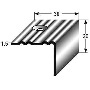 20 metros (20 x 1 m) - Perfil de escalera (Dimensiones 30 mm ...