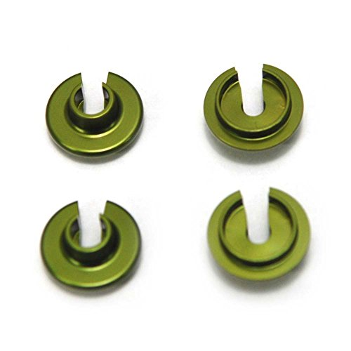 ST RACING CONCEPTS STA80035CG Aluminum Shock Spring Retainers (4) Yeti