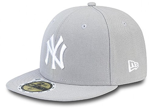 White 59fifty Youth Cap - 9