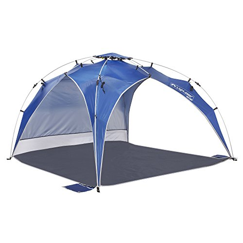 Lightspeed Outdoors Quick Canopy Instant Pop Up Shade Tent (Best Pop Up Shade Canopy)