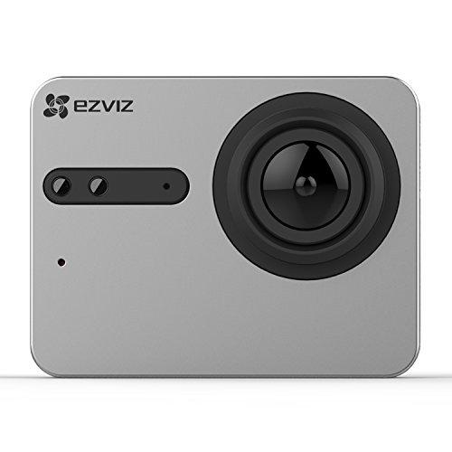 EZVIZ Camera EZ5GR FIVE Action Camera 4k 15fps Grey Retail by EZVIZ