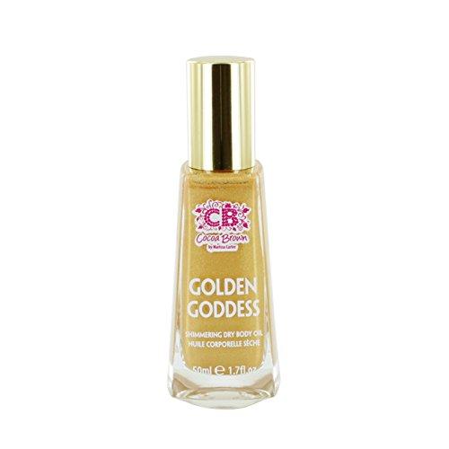 Goddess Body Oil - Cocoa Brown Golden Goddess Oil