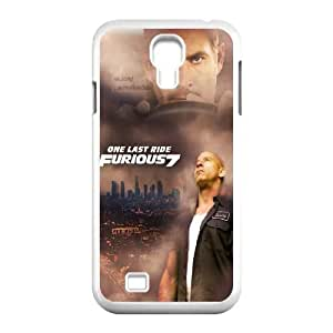 wugdiy New Fashion Hard Back Cover Case for SamSung Galaxy S4 I9500 with New Printed Fast and Furious