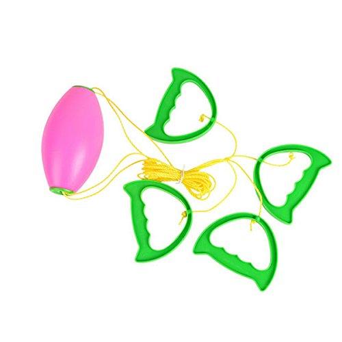 Zoom Slider - ROSENICE Zoom Sliding Ball Game Slider Speed Balls Set Kids Sport Toy (Random Color)