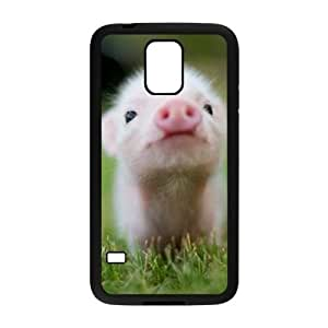 Pig DIY Phone Case for SamSung Galaxy S5 I9600 LMc-13483 at LaiMc