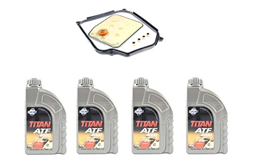 01M Automatic Transmission Service Kit With Fluid G052162A2 (Transmission Filter Tdi)