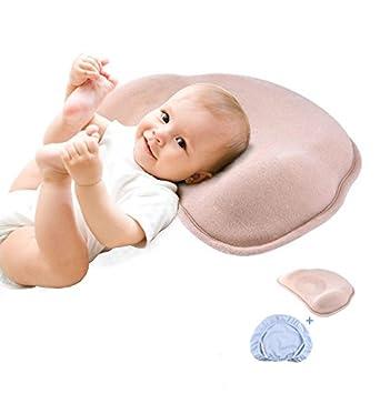 Amazon.com: Almohada de bebé, bebé almohada, suave Recién ...
