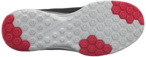 Skechers 2016Mens Rápido Cambio TR–Superset Instructores 51543Fitness Deporte Zapatos, Color Negro, Talla 44 EU