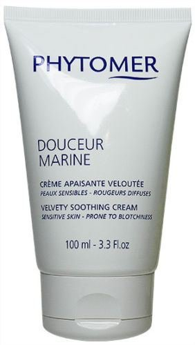Phytomer Douceur Marine Velvety Soothing Cream 100ml Prof New Fresh ()