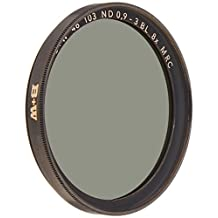 B+W 46mm ND 0.9-8x Neutral Density Filter (103M) with Multi-Resistant Coating (MRC) 66-1069135, Gray