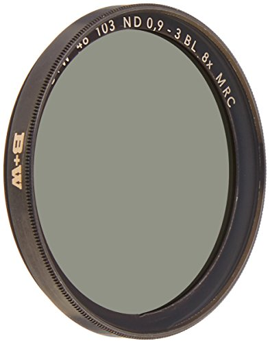 B+W 46mm ND 0.9-8x Neutral Density Filter (103M) with Multi-Resistant Coating (MRC) 66-1069135