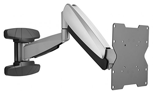 ricoo tv wandhalterung s9222 fernseh universal halterung gasfeder schwenkbar ebay. Black Bedroom Furniture Sets. Home Design Ideas
