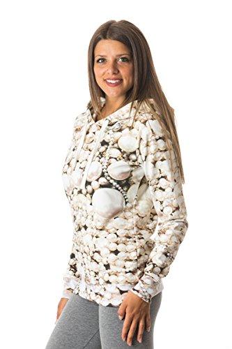 """Everlast Princess """","""" Forro de invierno 19W580F15 con capucha para mujer Multicolor"""
