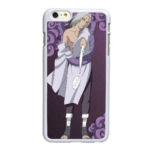P6Q91 kimimaro kaguya Naruto Shippuden B8S3ID coque iPhone 6 Plus de 5,5 pouces de cas de couverture de téléphone portable coque blanche HY4DXI1QJ