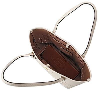 560640ea8e3d Amazon   (コーチ) COACH バッグ トートバッグ レザー MINI CITY F28971 アウトレット [並行輸入品]    Amazon Fashion
