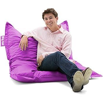 Amazon Com Big Joe Original Bean Bag Chair Radiant