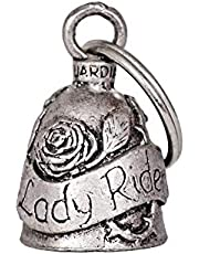 Belletje Lady Rider geluksbrenger motorfiets Guardian Bell
