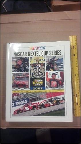 Nascar Nextel Cup Series 2007 Nascar Awards Ceremony Cup Series