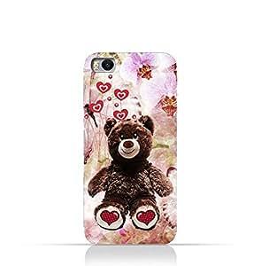Xiaomi MI 5s TPU Silicone Protective Case with My Teddy Bear Design