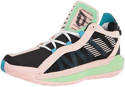 adidas Unisex-Adult Dame 6 Gca Basketball Shoe