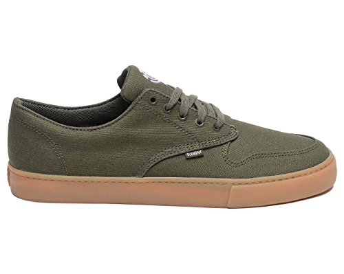 10 Sneaker C3 Element Chaussure Homme amp; Topaz Green 5 Baskets Mode Moss vwA76qxA1