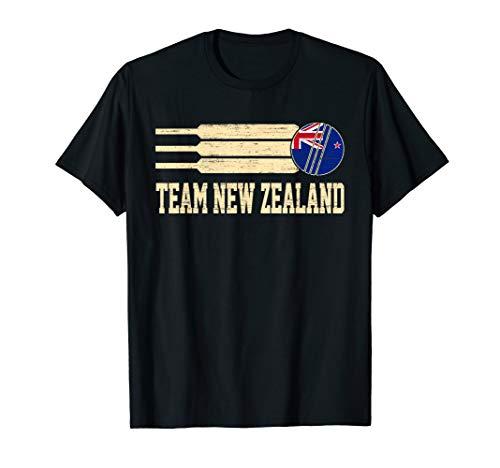 - Team New Zealand World Cricket Cup Fan Shirt Jersey T-Shirt