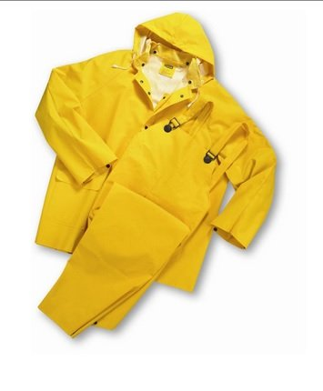 0.35 Mm Pvc Rainsuit - 6