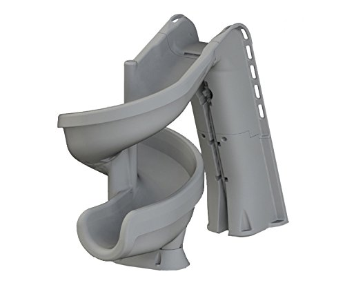 S.R. Smith Helix2 Pool Slide, Solid Gray by S.R. Smith