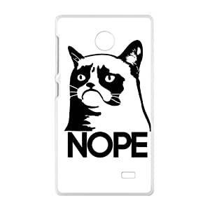 Lovely cat Cell Phone Case for Nokia Lumia X