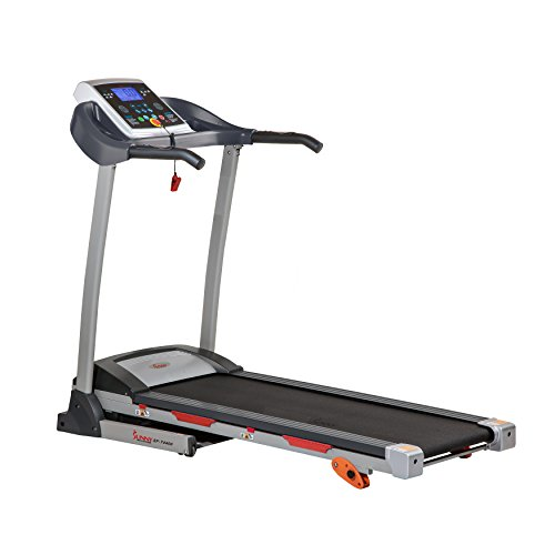 Sunny Health & Fitness Treadmill Folding Motorized Running Machine by Sunny Health & Fitness (Image #6)