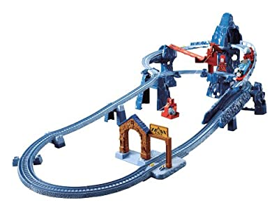 Thomas Friends Trackmaster Risky Rails Bridge Drop by Fisher-Price