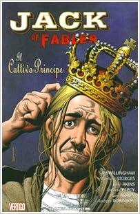 Descargas gratuitas para bookworm Il principe cattivo. Jack of fables: 3 PDF FB2