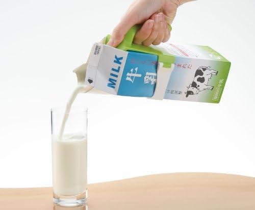 リッチェル 使っていいね!  牛乳パックハンドル