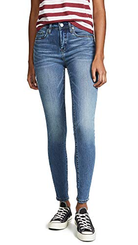 [BLANKNYC] Blank Denim Women's The Bond Skinny Jeans, Lady Liberty, Blue, 25