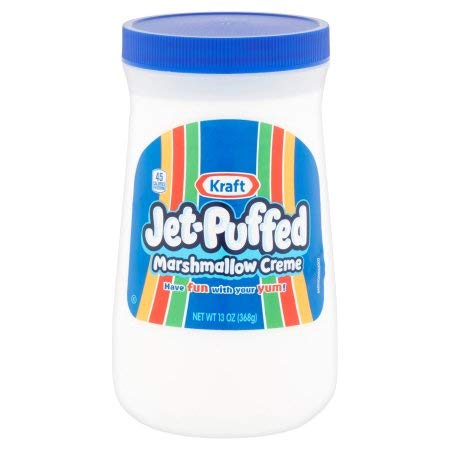 Kraft Jet-Puffed Marshmallow Creme (Pack of 24)
