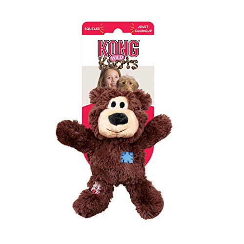 KONG Knots Squeaker Medium Colors product image
