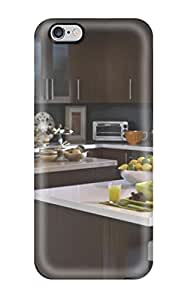New EGdsiYg21902yTQoC Kitchen With A Breakfast Bar Tpu Cover Case For Iphone 6 Plus
