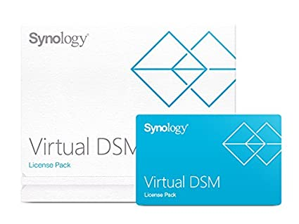 Amazon com: Synology Virtual DSM License, 1 Pack: Computers