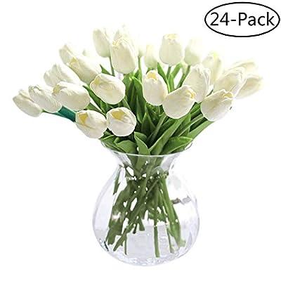 Faylapa Rustic Wedding Bouquet Burlap Flowers Bouquets