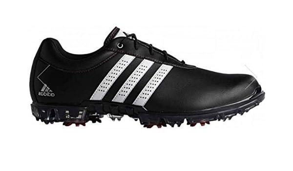 best website e926b 75044 adidas Adipure Flex WD, Zapatos de Golf para Hombre, NegroBlancoRojo, 42  EU Amazon.es Zapatos y complementos