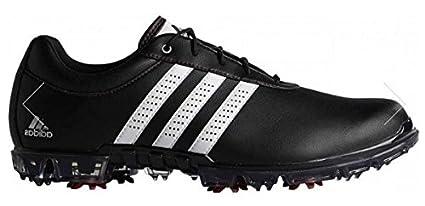 new concept 7212d 54296 adidas Herren Adipure Flex Wd Golfschuhe Schwarz (Core BlackWhitePower  Red)
