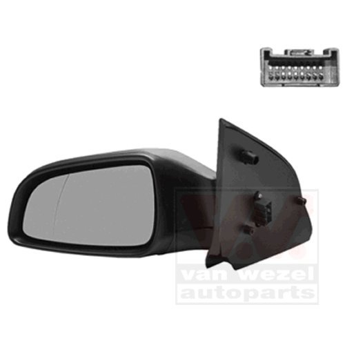 Van Wezel 3746817 retrovisor lateral: Amazon.es: Coche y moto