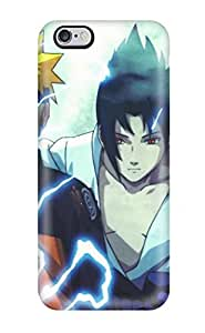 Premium Protection Naruto Shippuden Anime Case Cover For Iphone 6 Plus- Retail Packaging