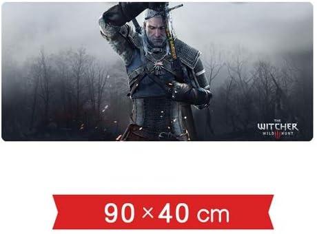 DMWSD Tabla ratón estera del cojín de The Witcher 3: Wild Hunt ...