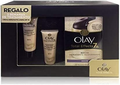 Olay Olay Total Effects Antiedad Noche 37 Ml Sets 100 ml