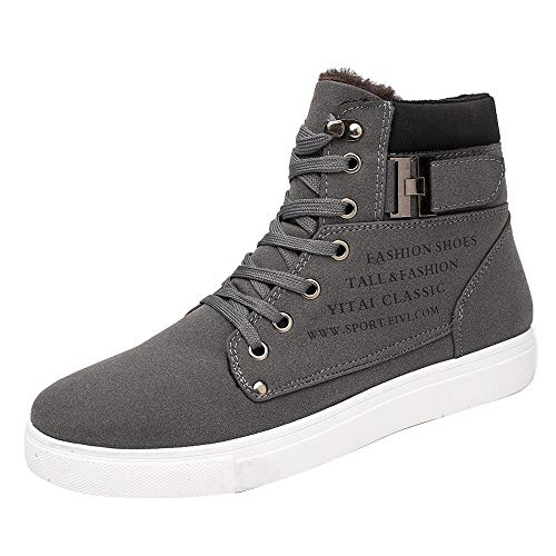 Plus Velvet Casual High-Top Shoes Sneakers Shoes Boot by Teresamoon ()